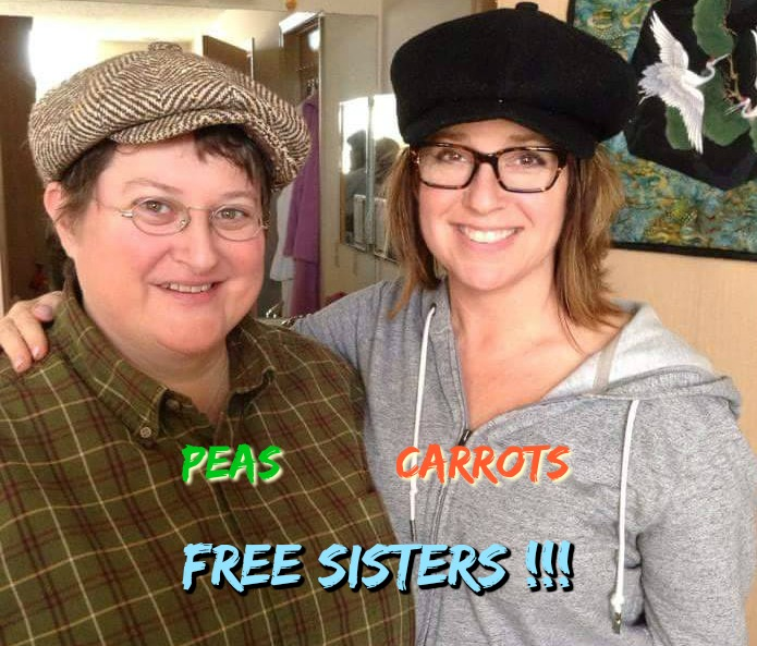 "I am Chosen and so is She: My Free Sister, ""Ibby!"""