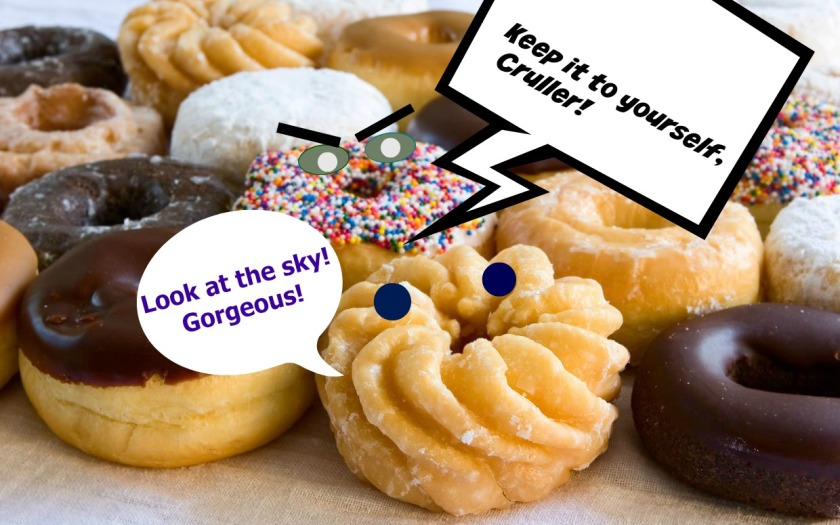 donuts funny