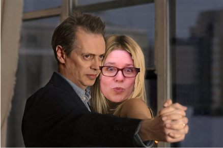 Me and steve buscemi