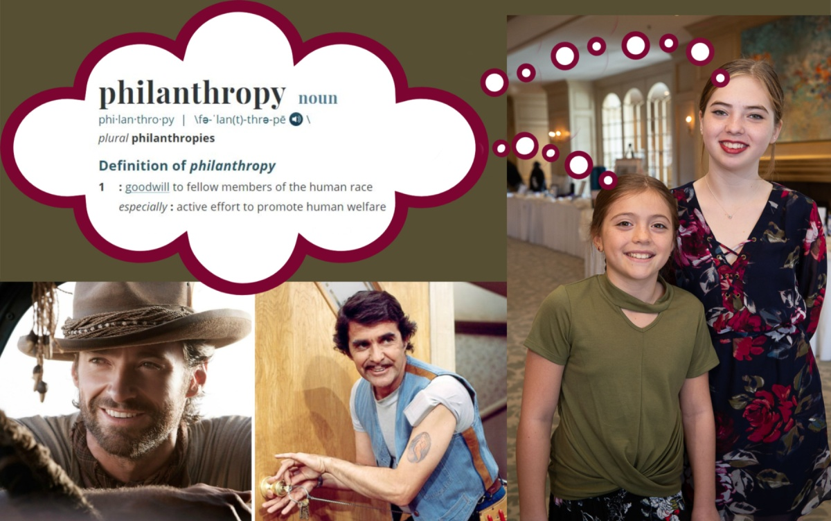 Philanthropy is Phly: Not Phancy – Redux